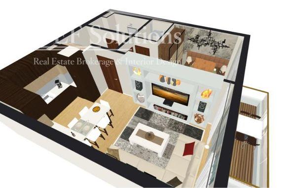 двустаен апартамент софия ws7r746l