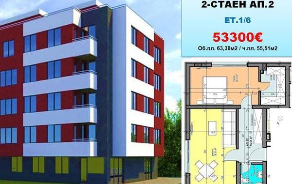 двустаен апартамент софия wvr13pg4