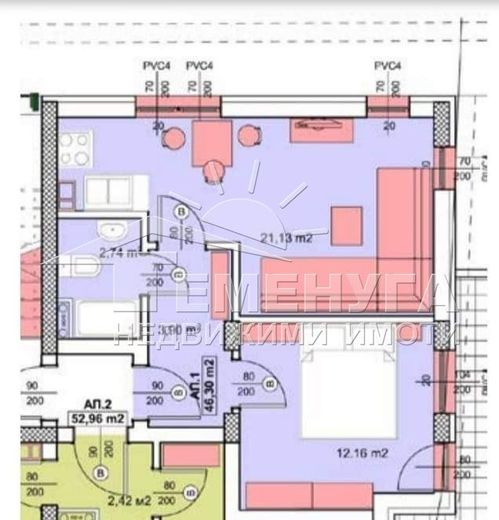 двустаен апартамент софия xdle8qgy