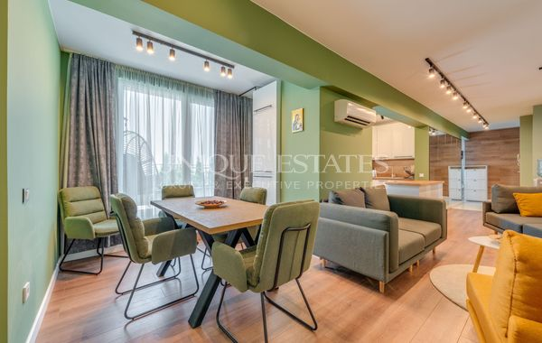 двустаен апартамент софия xe623yna