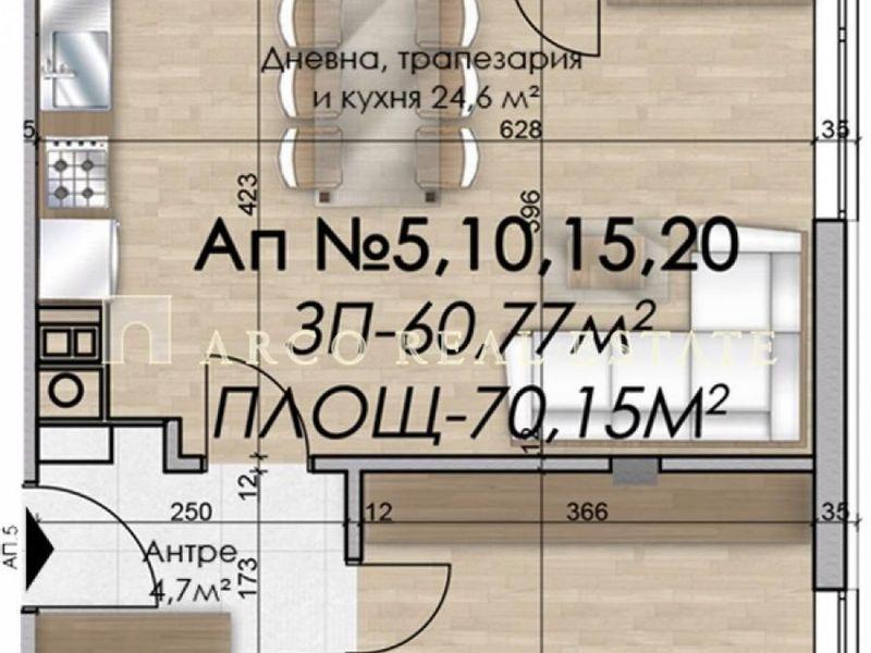 двустаен апартамент софия xnn9bv3n