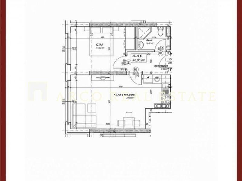двустаен апартамент софия ykn6amre