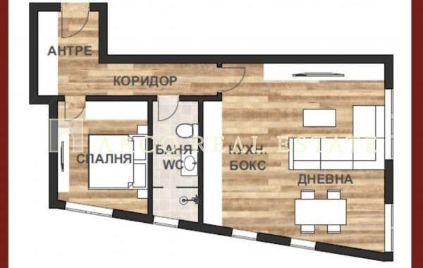 двустаен апартамент софия ynvfmjak