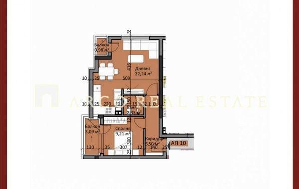 двустаен апартамент софия yrwvn2mc