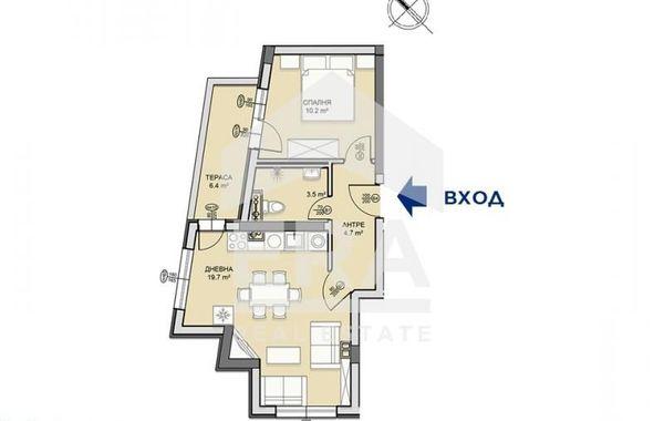 двустаен апартамент софия yuscwjj6