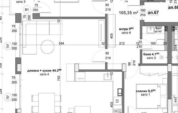 двустаен апартамент стара загора d4ymbp6n