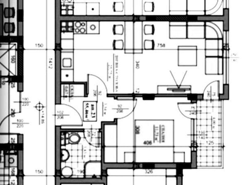 двустаен апартамент стара загора p852da43