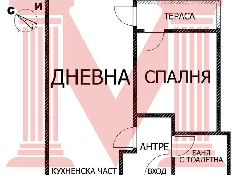 двустаен апартамент стара загора xya1pfd1