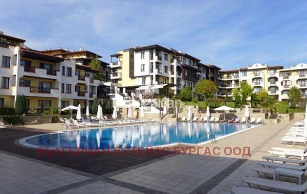 двустаен апартамент черноморец kynx6144