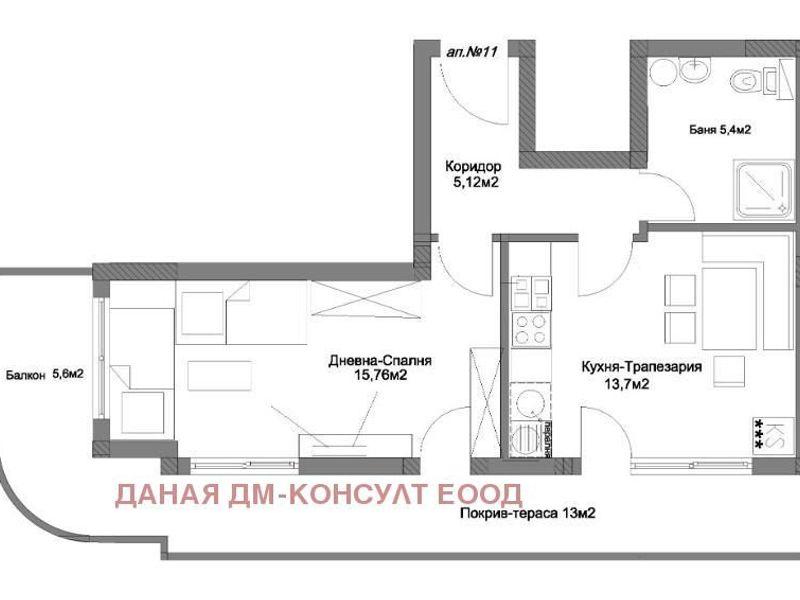двустаен апартамент шумен ex98rqf3