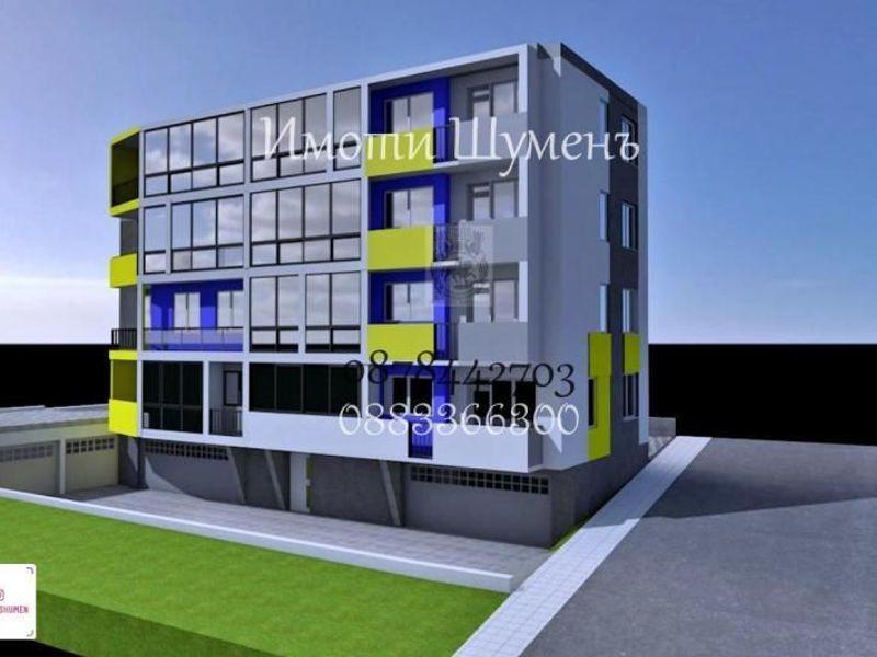 двустаен апартамент шумен nsp3jmqd