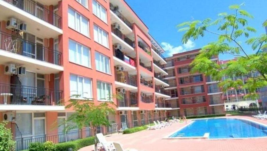 едноастаен апартамент слънчев бряг tu48ys71