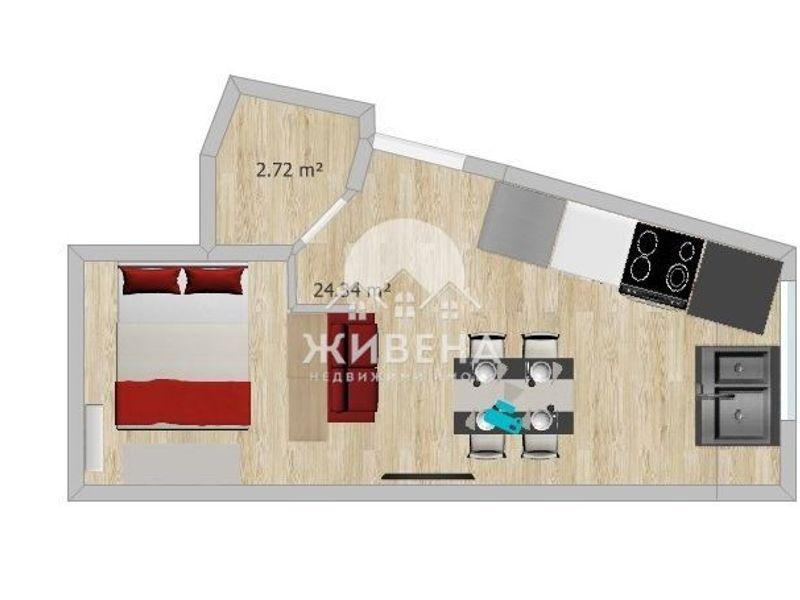 едностаен апартамент варна 87a1nb5t