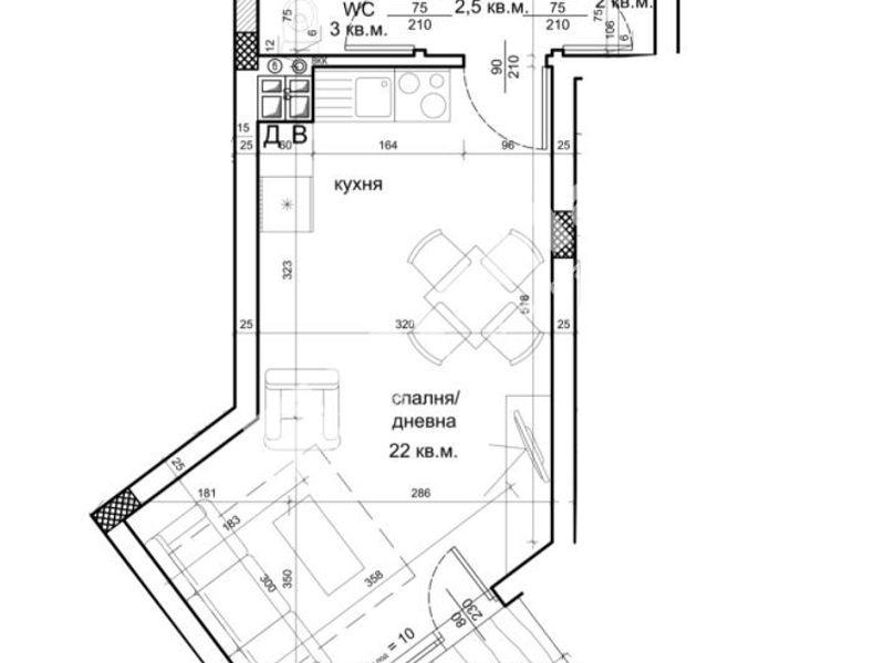 едностаен апартамент варна el16x1lq