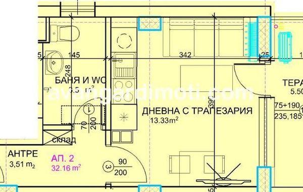 едностаен апартамент пловдив m6eckc8v