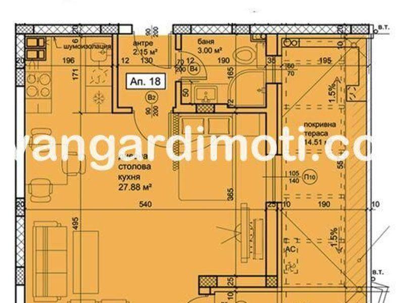 едностаен апартамент пловдив pnmh576n