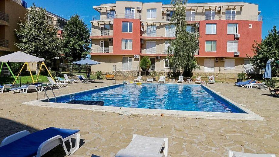 едностаен апартамент слънчев бряг bhuhl454