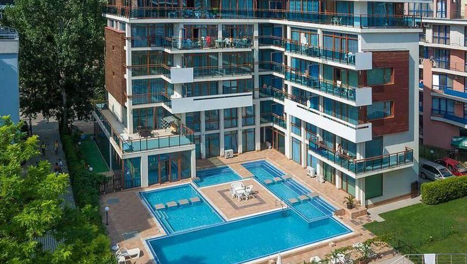 едностаен апартамент слънчев бряг nssm62m6