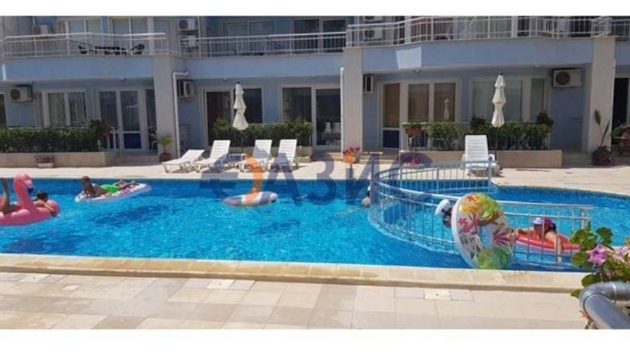 едностаен апартамент слънчев бряг yeh296bw
