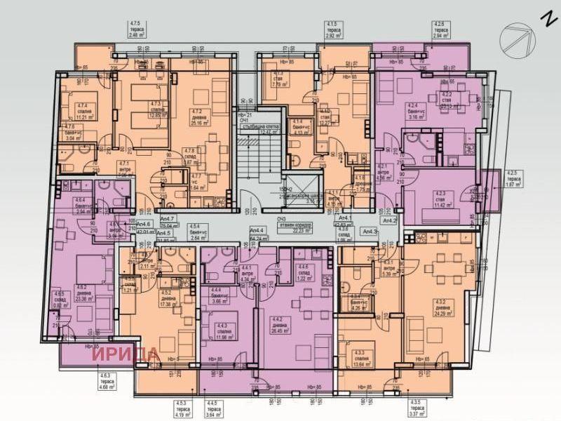 едностаен апартамент софия 5atf43he