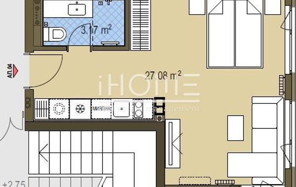 едностаен апартамент софия 6ne7pgqa