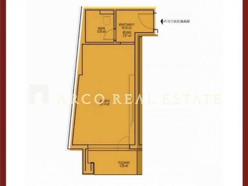 едностаен апартамент софия 7db1ymve