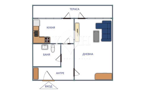 едностаен апартамент софия 7hb9beqm