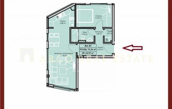 едностаен апартамент софия 8s13gdhx
