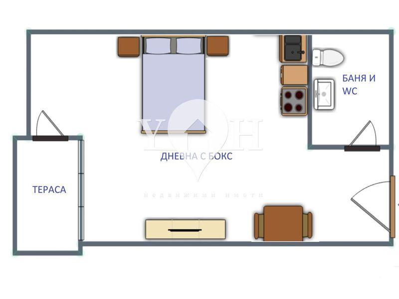 едностаен апартамент софия dvmavwsc