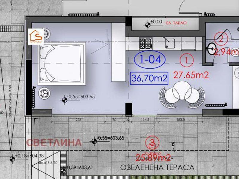 едностаен апартамент софия p4atd8bs