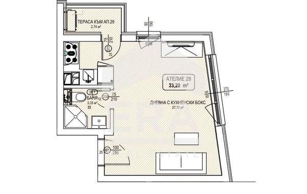 едностаен апартамент софия wrkpp29x