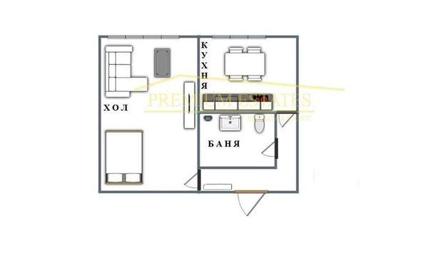 едностаен апартамент софия yctn8bp7