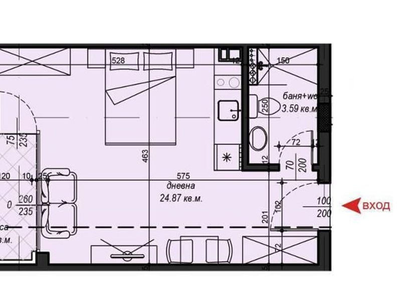 едностаен апартамент софия ygj5uhga