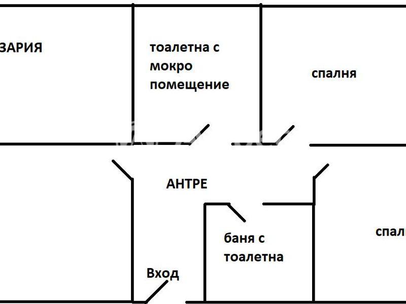 многостаен апартамент айтос eafm1hdc