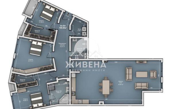 многостаен апартамент варна d4629vwd