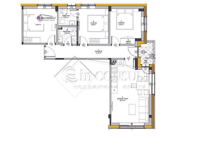 многостаен апартамент варна f343w6uc