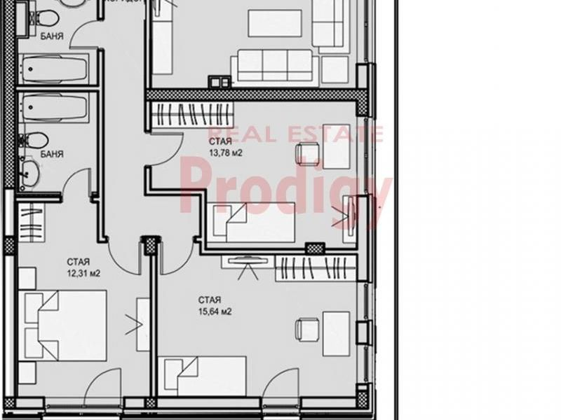 многостаен апартамент софия 1qqagj19