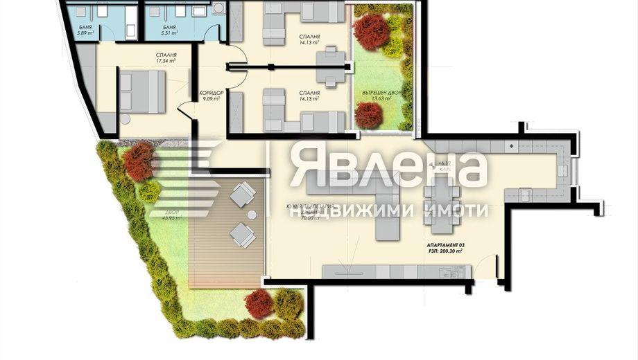 многостаен апартамент софия 3s1j7w98