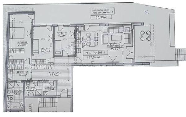 многостаен апартамент софия 6a865xha