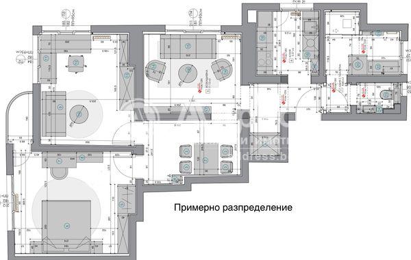 многостаен апартамент софия 6se47mtn