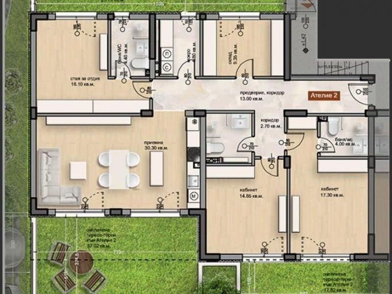 многостаен апартамент софия 7k5n932e