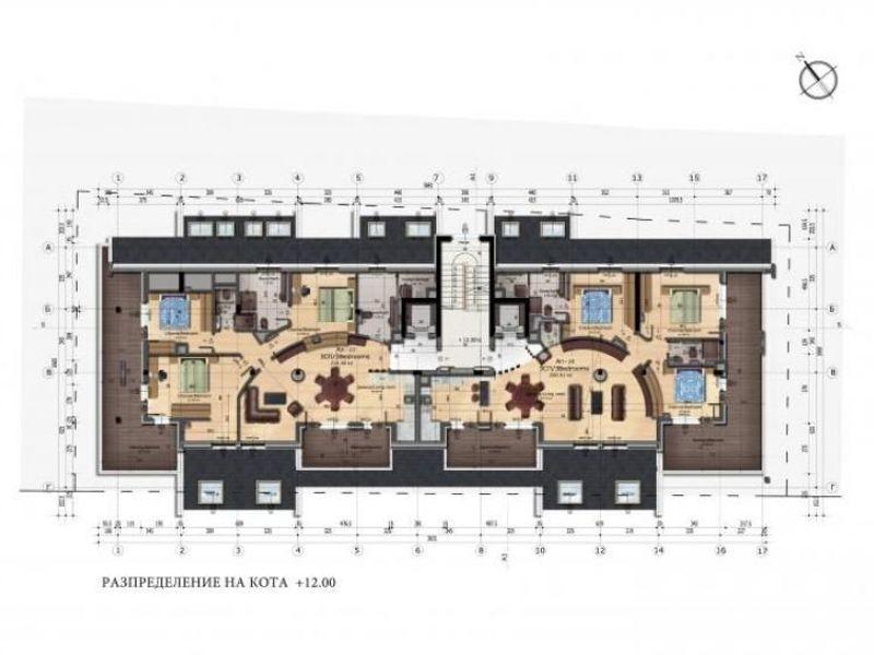 многостаен апартамент софия 871143sl