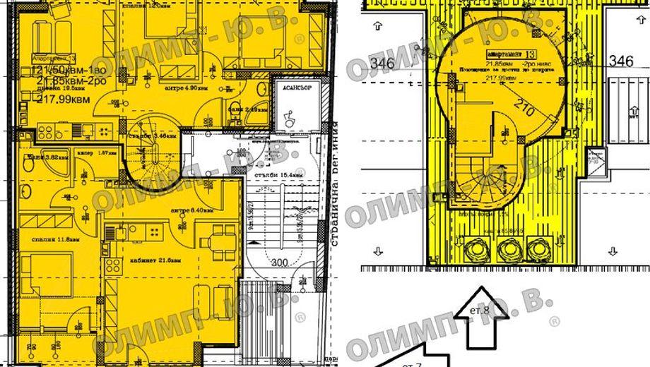 многостаен апартамент софия bb93192h