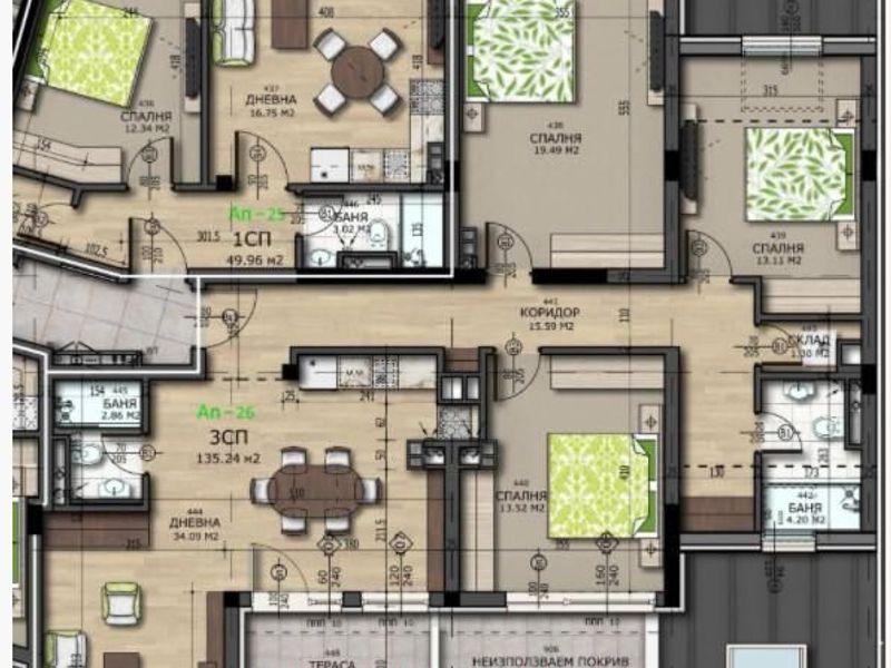многостаен апартамент софия e7byd5q3