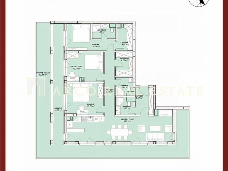 многостаен апартамент софия fbd65jq9
