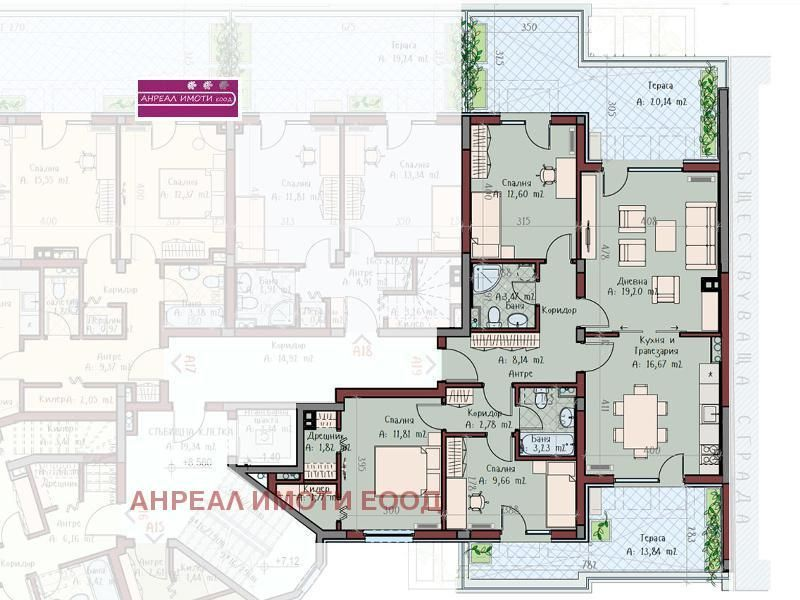 многостаен апартамент софия gt21eplw
