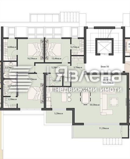 многостаен апартамент софия hluf2vca
