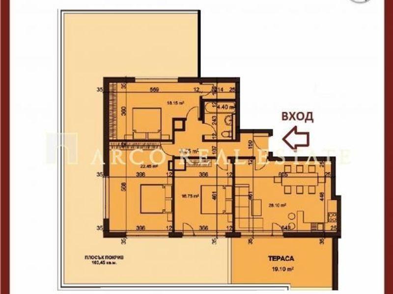 многостаен апартамент софия n4433n5s