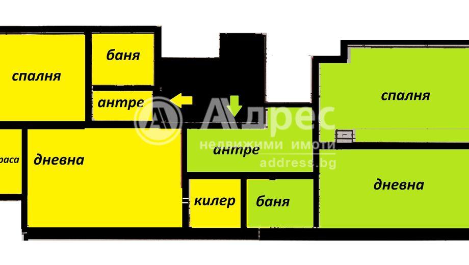 многостаен апартамент софия t2bnry1m