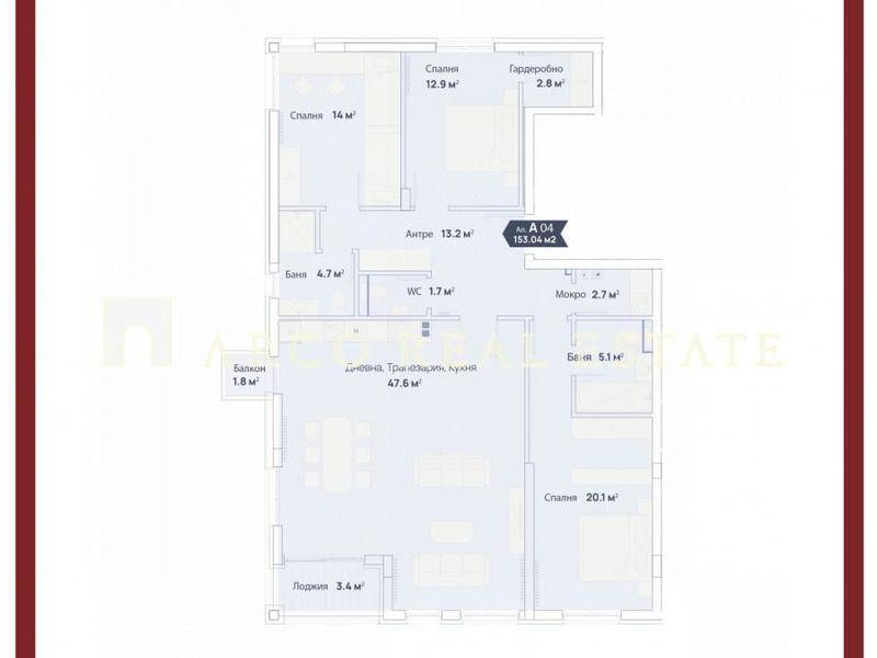 многостаен апартамент софия tjs4a91p